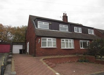 Thumbnail 3 bed semi-detached house for sale in Ashley Drive, Leigh