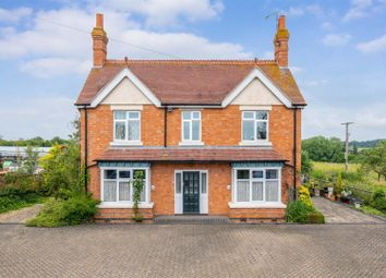 Thumbnail 4 bed detached house for sale in Stratford Road, Bidford-On-Avon, Alcester