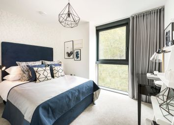 Thumbnail 1 bed flat for sale in Union Close, London