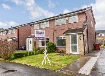 Thumbnail 3 bed semi-detached house for sale in Thornham Drive, Sharples, Bolton