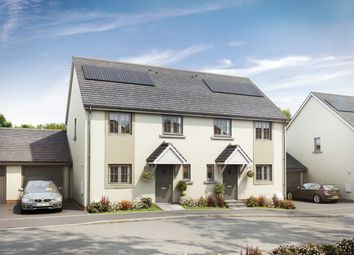 Thumbnail 3 bed semi-detached house for sale in Cornwood Road, Ivybridge