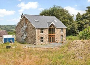 Thumbnail 6 bed detached house for sale in Gorsgoch, Llanybydder
