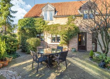 Thumbnail 3 bed barn conversion for sale in Manor Farm Court, Whitwell, Worksop
