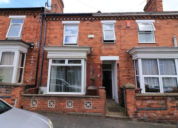 Thumbnail 2 bedroom terraced house for sale in Coleby Street, Lincoln