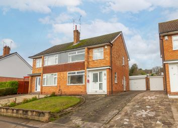 Thumbnail 3 bed semi-detached house for sale in Unicorn Avenue, Eastern Green, Coventry