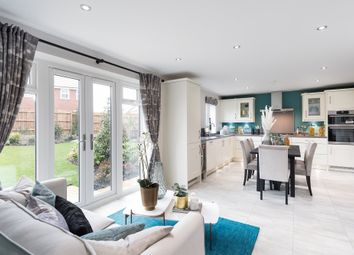 """Thumbnail 5 bed detached house for sale in """"Ethereal House"""" at Wedgwood Drive, Barlaston, Stoke-On-Trent"""