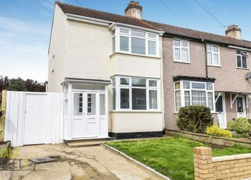 3 bed end terrace house for sale in Northumberland Avenue, Hornchurch RM11