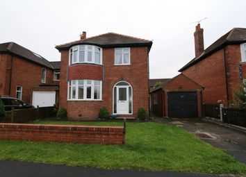 3 bed detached house for sale in Coniston Road, Harrogate HG1