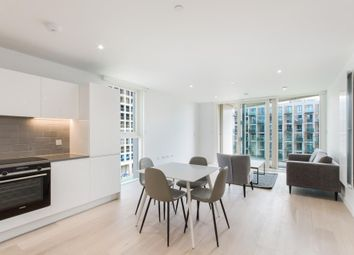 Thumbnail 2 bedroom flat to rent in Carrick House, Royal Wharf, London