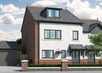 "Thumbnail 3 bedroom property for sale in ""The Oakhurst At Scholars Gate, Hull"" at Spring Bank West, Hull"