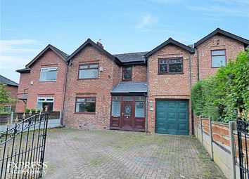 Thumbnail 5 bed semi-detached house for sale in George Lane, Bredbury, Stockport, Cheshire