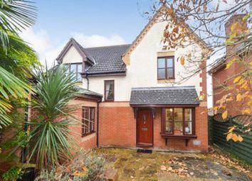 Thumbnail 4 bedroom detached house for sale in Walkhampton Avenue, Bradwell Common, Milton Keynes