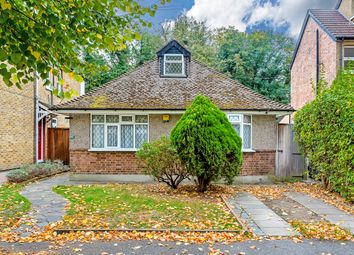 Thumbnail 4 bed bungalow for sale in Grosvenor Avenue, Carshalton, Surrey