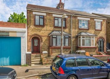 Thumbnail 3 bed semi-detached house for sale in St. Peter Street, Rochester, Kent, England