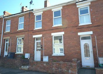 Thumbnail 3 bed terraced house for sale in Jocelyn Road, Budleigh Salterton, Devon
