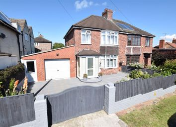 Thumbnail 3 bed semi-detached house for sale in Elberton Road, Bristol