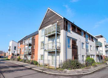 Thumbnail 2 bed flat for sale in Edmund Court, Basingstoke