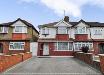 Thumbnail 3 bed semi-detached house for sale in 36 Lynmouth Road, Greenford, Middlesex