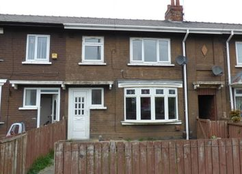 Thumbnail 3 bedroom terraced house for sale in Pallister Avenue, Middlesbrough
