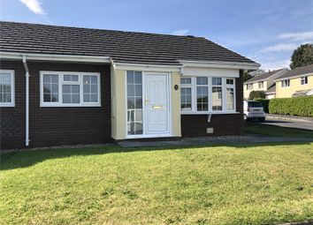 Thumbnail 2 bed bungalow to rent in St. Daniels Drive, Pembroke, Sir Benfro