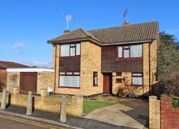 Thumbnail 3 bed detached house for sale in Bramerton Road, Hockley