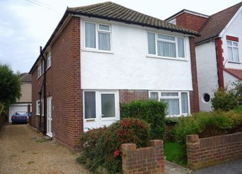 Thumbnail 3 bed flat to rent in Gould Road, Feltham