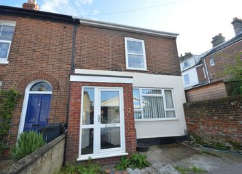 Thumbnail 3 bed end terrace house for sale in Belvoir Street, Norwich