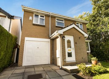 Thumbnail 4 bed detached house for sale in Belstone Close, Bramhall, Stockport