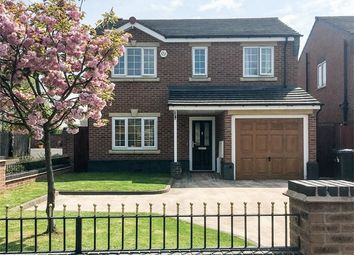 Thumbnail 4 bed detached house for sale in Broad Lane South, Wednesfield, Wolverhampton, West Midlands
