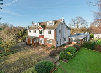 Thumbnail 5 bed equestrian property for sale in Everden, Alkham, Dover