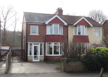 Thumbnail 3 bed semi-detached house to rent in Church Lane, Scunthorpe