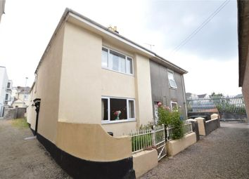 Thumbnail 3 bedroom semi-detached house for sale in Armada Street, Plymouth, Devon