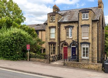 Thumbnail 4 bed town house for sale in Old North Road, Royston