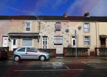 Thumbnail Terraced house to rent in Neath Road, Plasmarl, Swansea