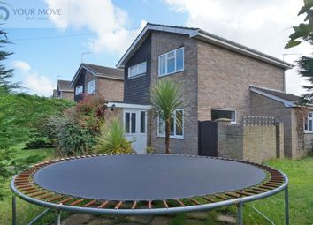 Thumbnail 4 bedroom detached house for sale in Mallard Way, Bradwell, Great Yarmouth