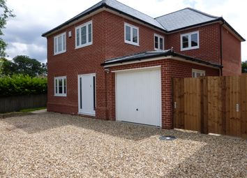 Thumbnail 3 bedroom detached house for sale in Cherry Tree Close, Bury St. Edmunds
