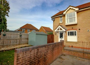 Thumbnail 2 bed end terrace house for sale in Pursey Drive, Bradley Stoke, Bristol