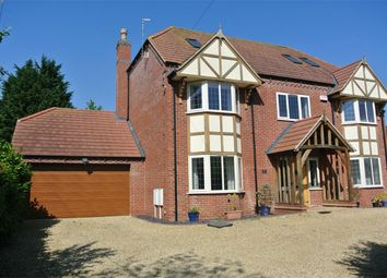 Thumbnail 6 bed detached house for sale in Queens Road, Bourne, Lincolnshire