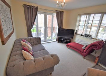 Thumbnail 2 bed flat for sale in Newark Court, Goodwill Road, Ollerton, Newark