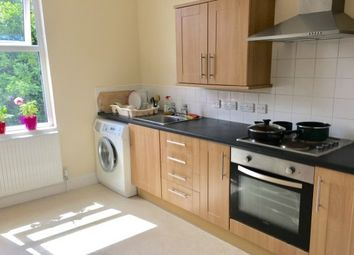Thumbnail 1 bed flat to rent in Ford Park Road, Mutley, Plymouth