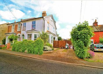 Thumbnail 5 bedroom semi-detached house for sale in Church Road, Brightlingsea, Essex