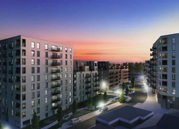 Thumbnail 1 bedroom flat for sale in Trinity Walk, Woolwich