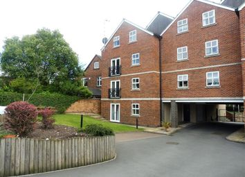 Thumbnail 1 bed flat for sale in Great Willow Court, Derby