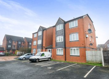 Thumbnail 1 bed flat for sale in Old Port Close, Tipton