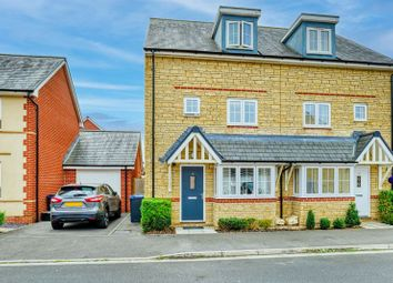 Thumbnail 4 bed semi-detached house for sale in Rosemary Way, Melksham