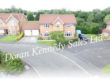 Thumbnail 4 bed detached house for sale in Elliott Drive, Kirkby, Liverpool