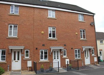 Thumbnail 4 bedroom town house for sale in Ffordd Nowell, Penylan, Cardiff