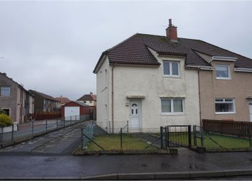 Thumbnail 3 bed semi-detached house for sale in Glenmuir Crescent, Cumnock