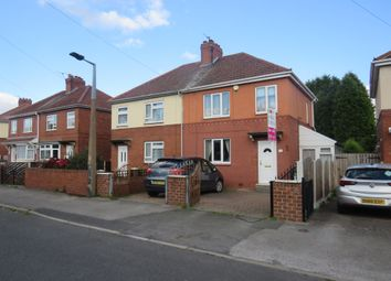 Thumbnail 3 bed semi-detached house for sale in Low Grange Road, Thurnscoe, Rotherham