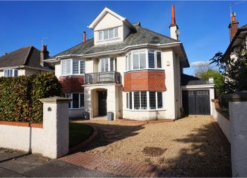 Thumbnail 5 bed detached house for sale in Iddesleigh Road, Bournemouth